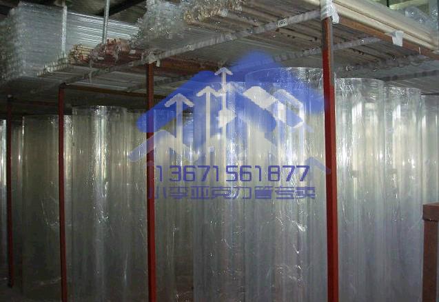 优质 高透明亚克力管 有机玻璃管 现货外直径3-1000MM 定制