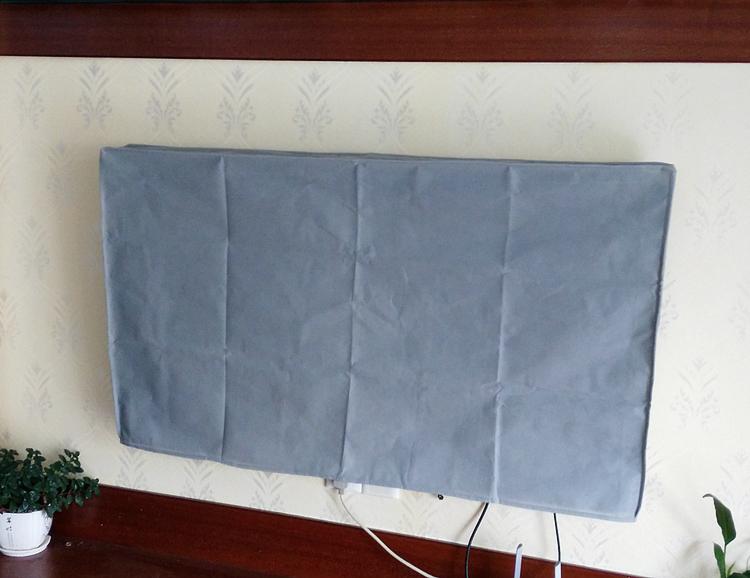 电视罩50寸挂式49曲面55寸电视防尘套32液晶电视罩60盖巾65寸盖布