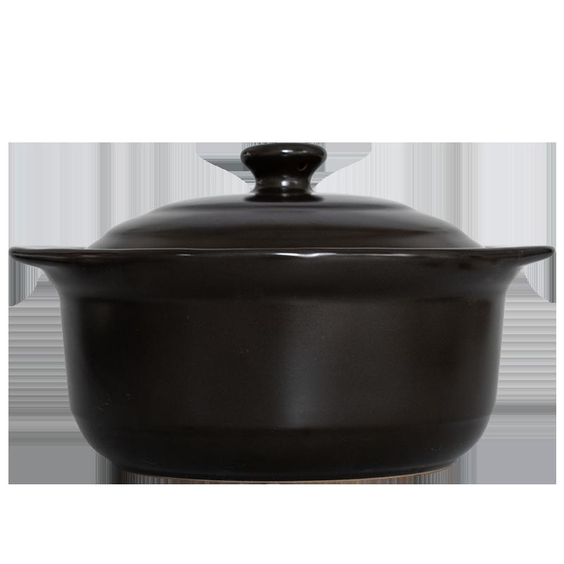 砂锅炖锅家用燃气煲汤沙锅石锅拌饭米线煲仔饭专用煤气灶小号商用