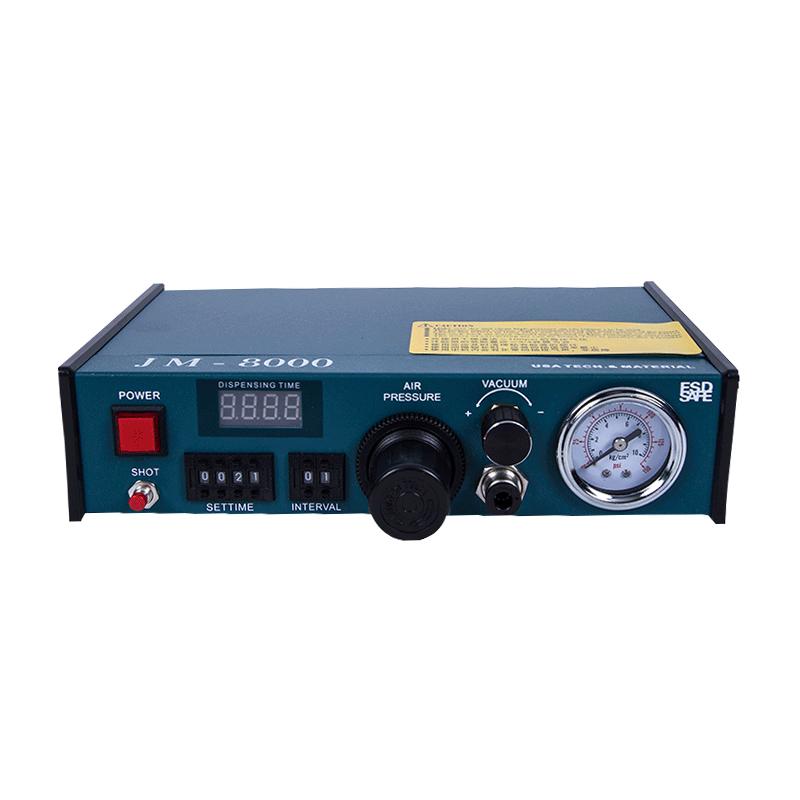 点胶机 控制器 手动半自动点胶机 全自动数显滴胶机 送赠品J-8000