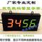 LED数码管显示屏 WIFI网络 计数器 8421BCD 串口RS485 TTL232 PWM
