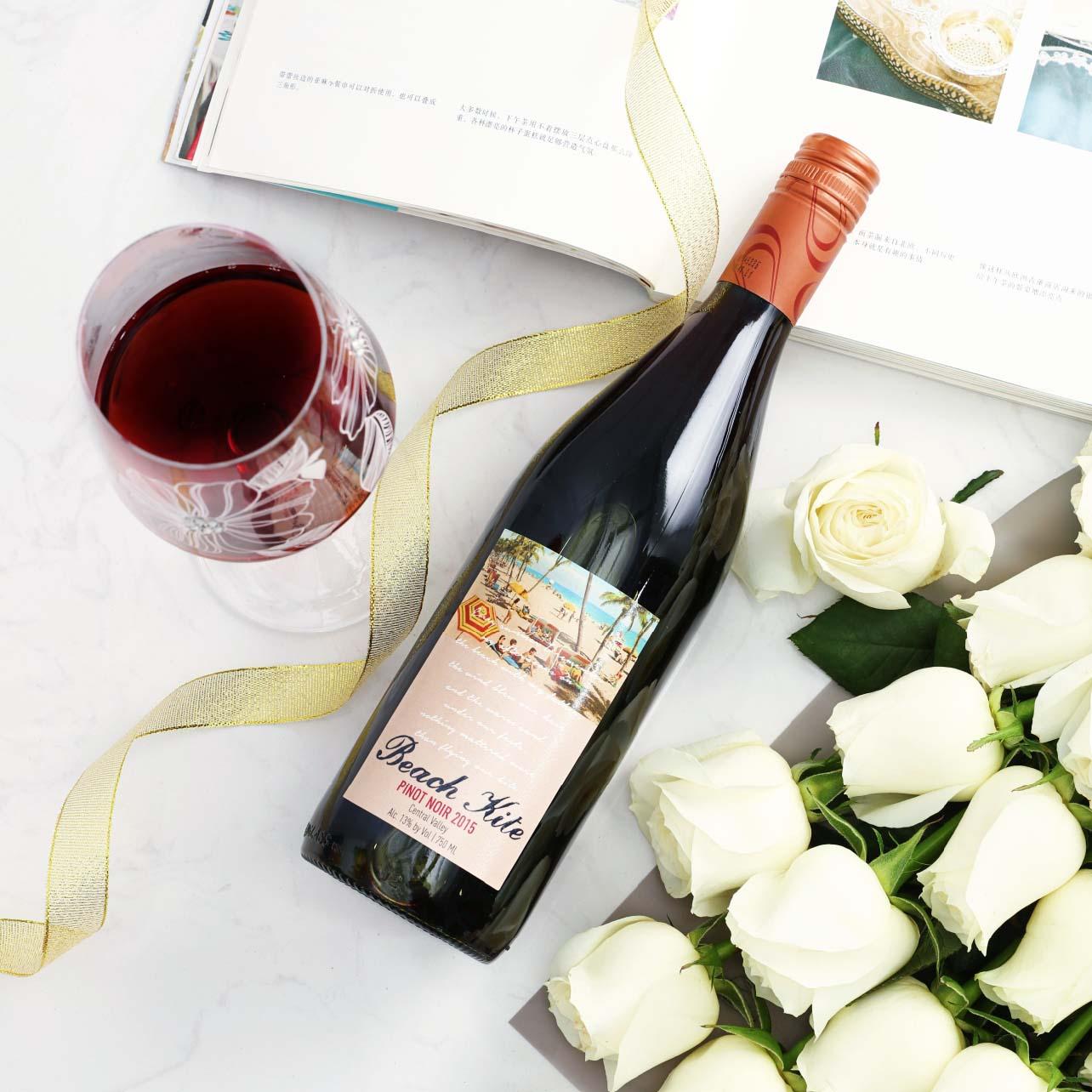 超值 行家必入 黑皮诺红葡萄酒 noir Pinot 智利 黑皮诺 娇贵芳香