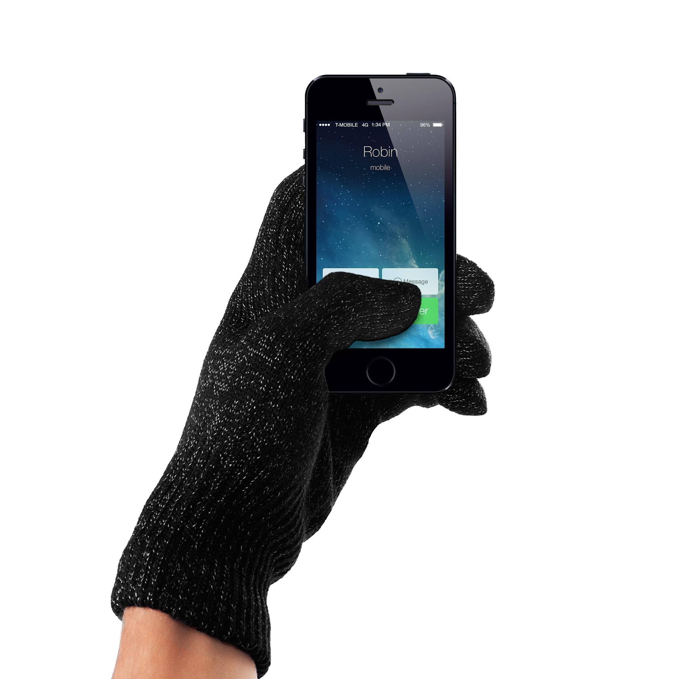 荷兰Mujjo 全手掌触控手套 保暖触摸屏手套 防滑触控手套 现货