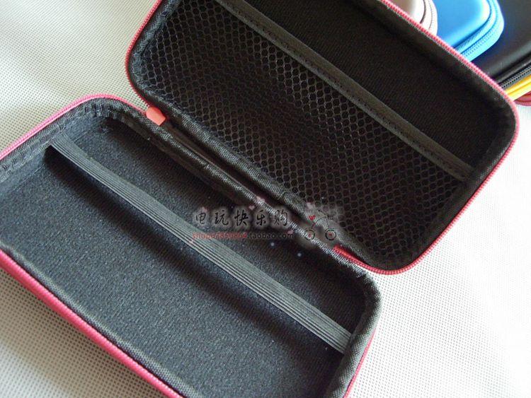 任天堂 NEW 3dsll包 3dsll主机保护盒 3dsxl收纳包 新老大三硬包