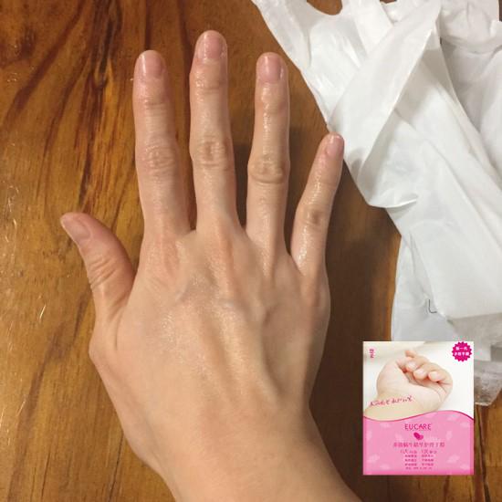 悠采蜗牛 手膜 手膜保湿 去死皮 手部 手膜手套 护手霜