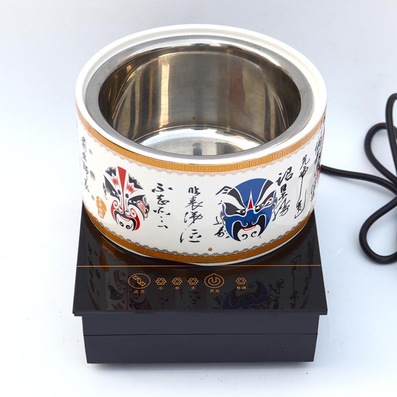 君耀JY-80T175迷你小型小火锅电磁炉方形嵌入式一人一锅商用方形
