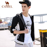 Camel sports windbreaker jacket male sports lightweight breathable everyday casual comfort comfortable fashion windbreaker jacket