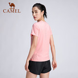 Camel sports suit Ms. 2020 summer new T-shirt casual loose shorts men running fitness clothes