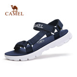 Camel outdoor sandals men wading upstream in spring and summer casual sandals snorkeling sport sandals slip Velcro