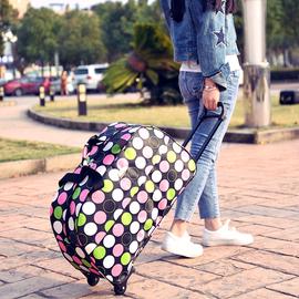 大容量行李包 拉杆旅行包 20寸 登机包 短途旅游包手拖包女手提袋