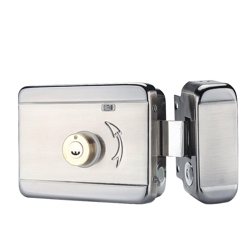 天图 静音电控锁灵性锁电机灵动锁小区楼宇门禁锁 超稳定高灵敏