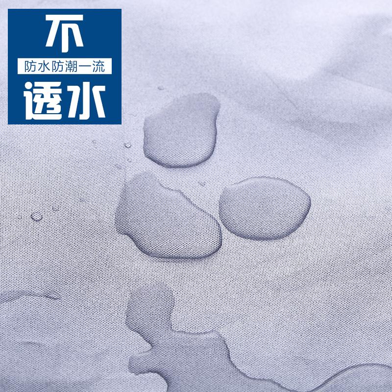 空调外机罩通用加厚涂银布中央空调防尘罩防雨防晒罩室外空调罩