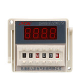 DH48S-S digital display time relay 380V220V24V12V time controller delay relay