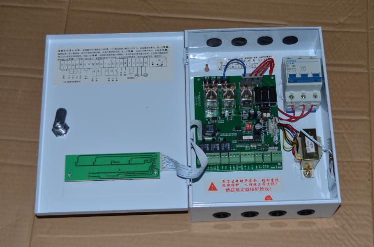 原装防火卷帘智能控制器 消防卷闸门控制箱 维修专用控制柜