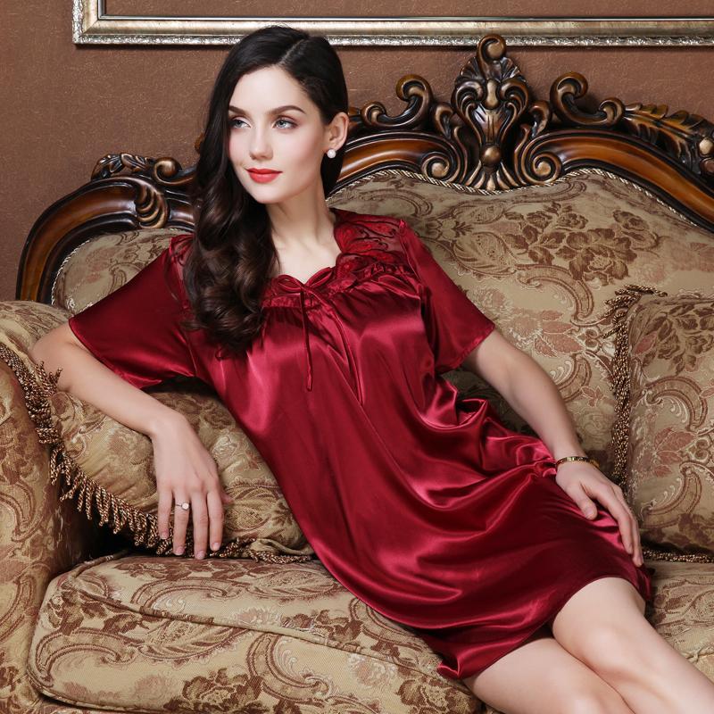 上海故事睡衣女夏天睡裙子吊带性感情趣骚夏季薄款冰丝睡裙