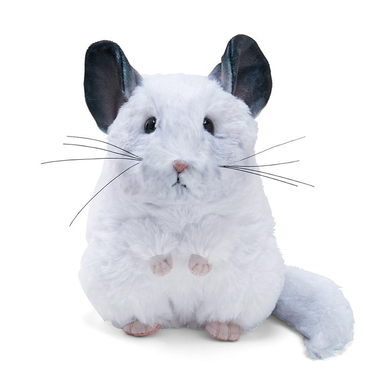 毛绒鼠 MORE YOU 芬理希梦 收纳包 圆滚滚毛绒绒龙猫 魅惑
