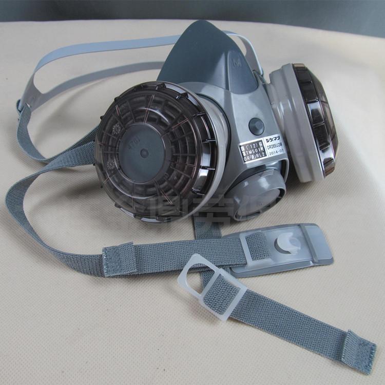 电焊打磨工业防尘口罩可水洗防雾霾面俱 DR28SU2W 日本重松制作所