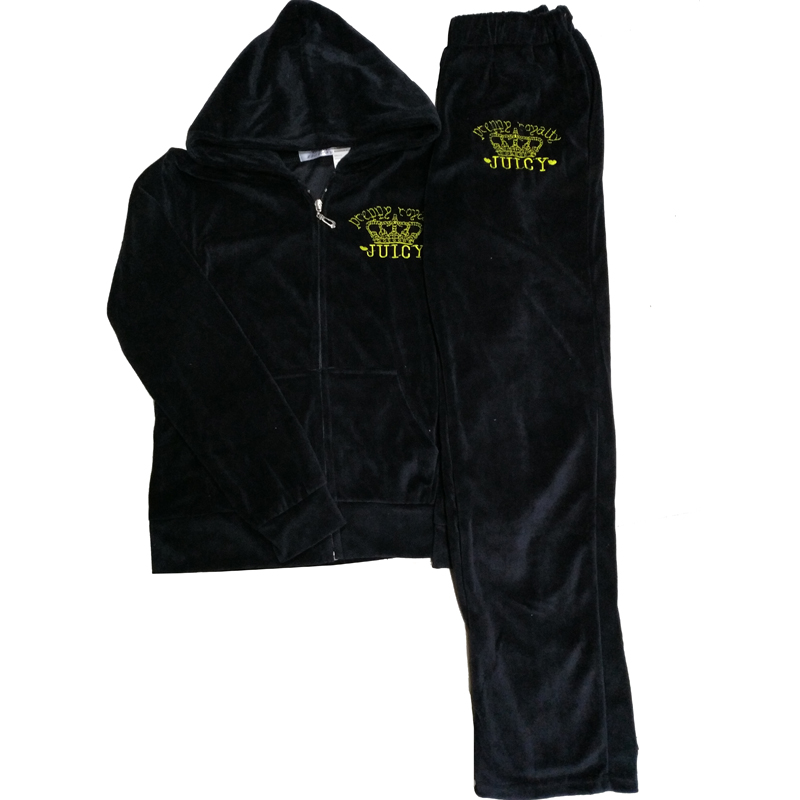 天天特价天鹅绒运动服休闲套装女款秋冬金丝绒运动衣卫衣外套装冬