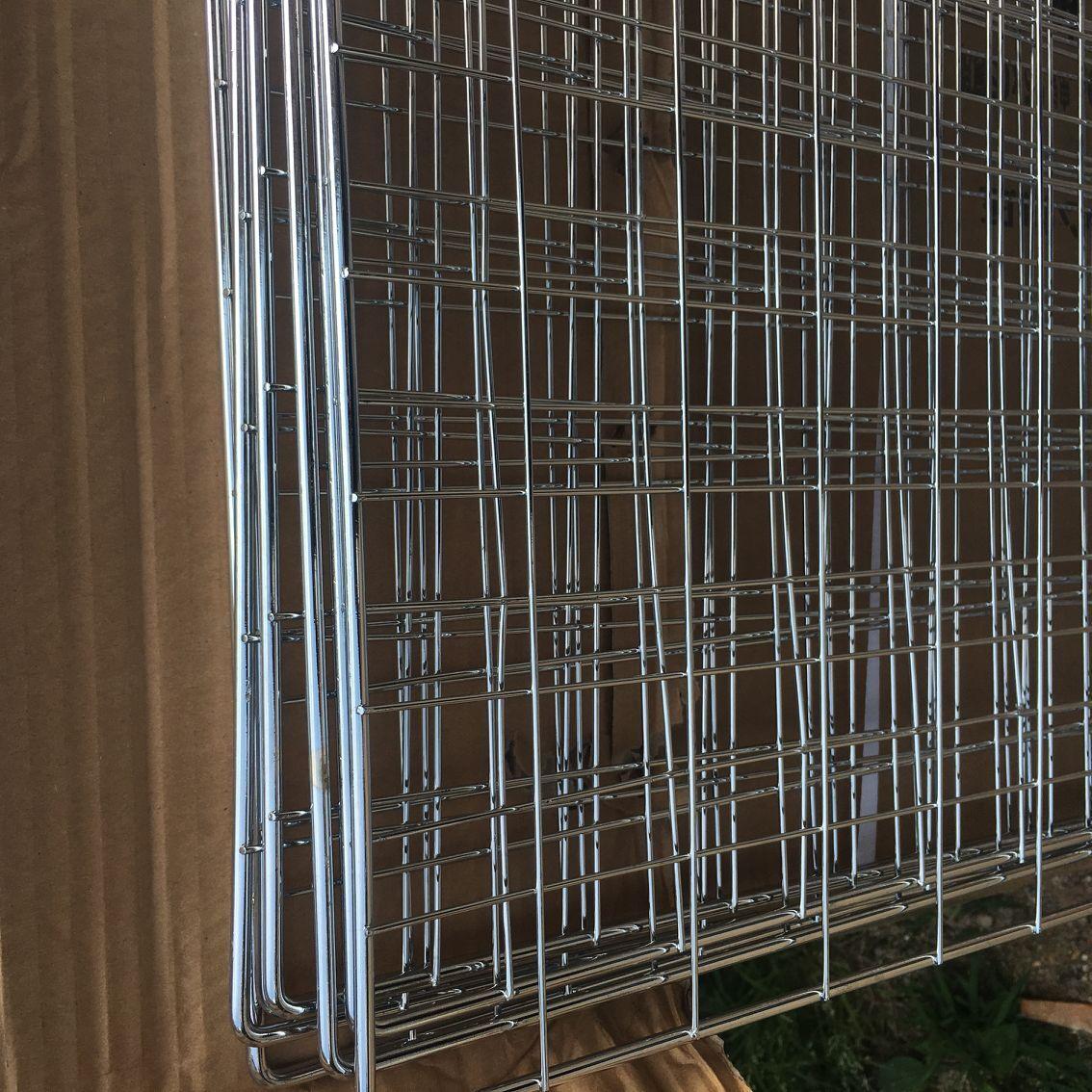 铁丝网格货架网片网格上 墙挂照片格子架饰品架挂钩小商品展示架