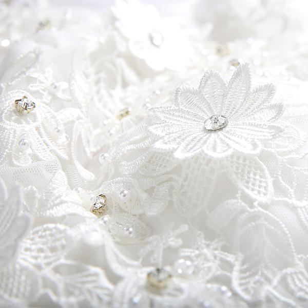 白色蕾丝短款新娘婚纱晚宴年会主持人伴娘小礼服2019新款10050