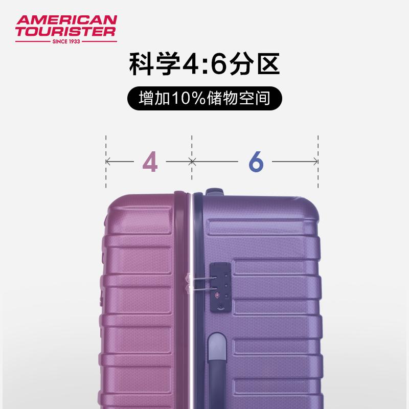BF9 寸学生密码箱轻便旅行箱 20 美旅行李箱万向轮 拼团