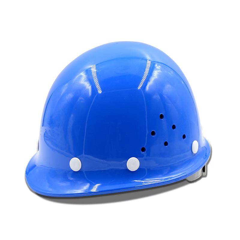 施工包邮 安全帽工地免费印字设计 国标玻璃钢电力防砸透气