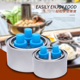 Adding fuel tank empty green fondue pot fuel tank tinplate hotel restaurant with grilled fish tank fuel tank
