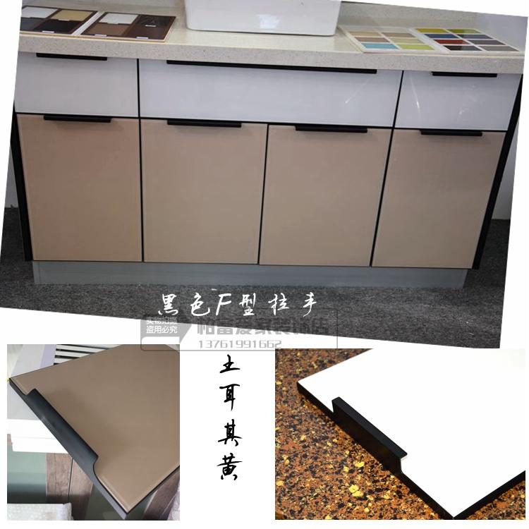 橱柜门定做晶钢门彩晶橱柜门隐框玻璃门钢化玻璃厨柜门板厨房柜门
