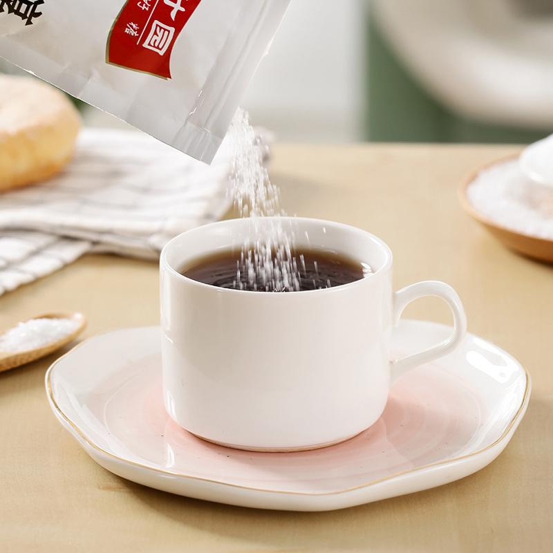 甘汁园木糖醇无蔗糖代糖甜味剂烘焙食品蛋糕白砂糖袋装散装