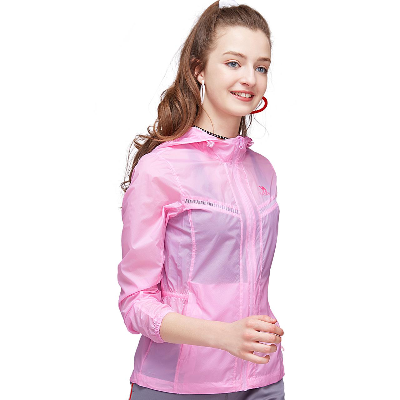 骆驼防晒衣女2019新款超薄透气男士皮肤衣夏季防紫外线防晒服衫
