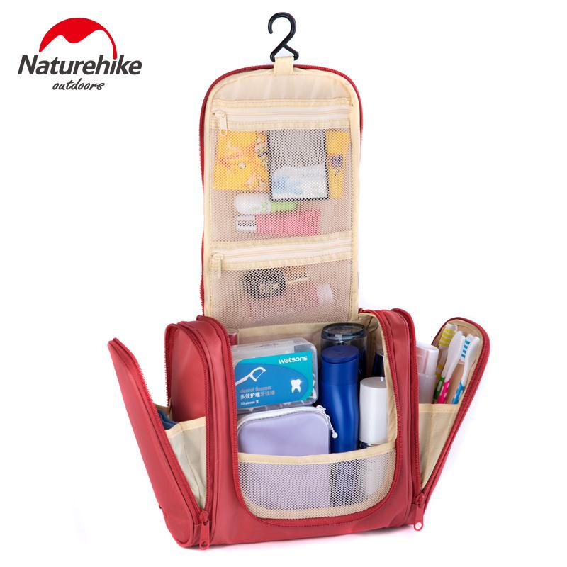 NH 大容量 立體空間 旅行洗漱包 男女便攜商務 防水化妝包