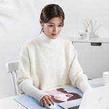 Desk pad heated mouse pad warm gloves warm winter oversized electric female office warm table pad winter shortcuts