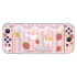 Star Forest   Strawberry nintendo switch suitable for lite protective cover cute girl pink handle soft shell
