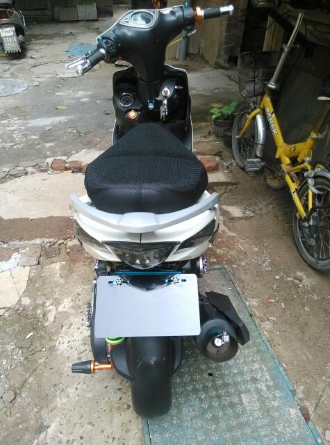 汽车改装哨子车载尾喉摩托车变声器口哨声排气管尾喉改装变声包邮