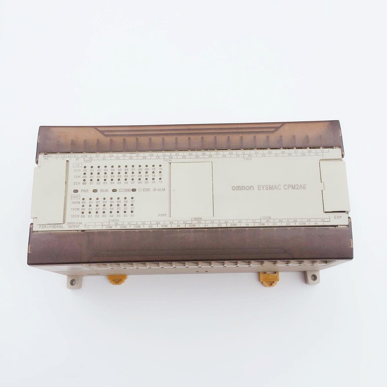 原装欧姆龙 PLC CPM1A CPM2AE CPM2AH-60CDR 40CDR 3
