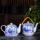 景德镇瓷器茶壶陶瓷大容量凉水壶大号青花瓷冷水壶提梁泡茶壶家用 mini 2