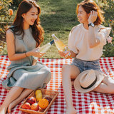 Picnic mat ins wind essential supplies a full range of portable network red cloth tent mat moisture pad outdoor mat thicker