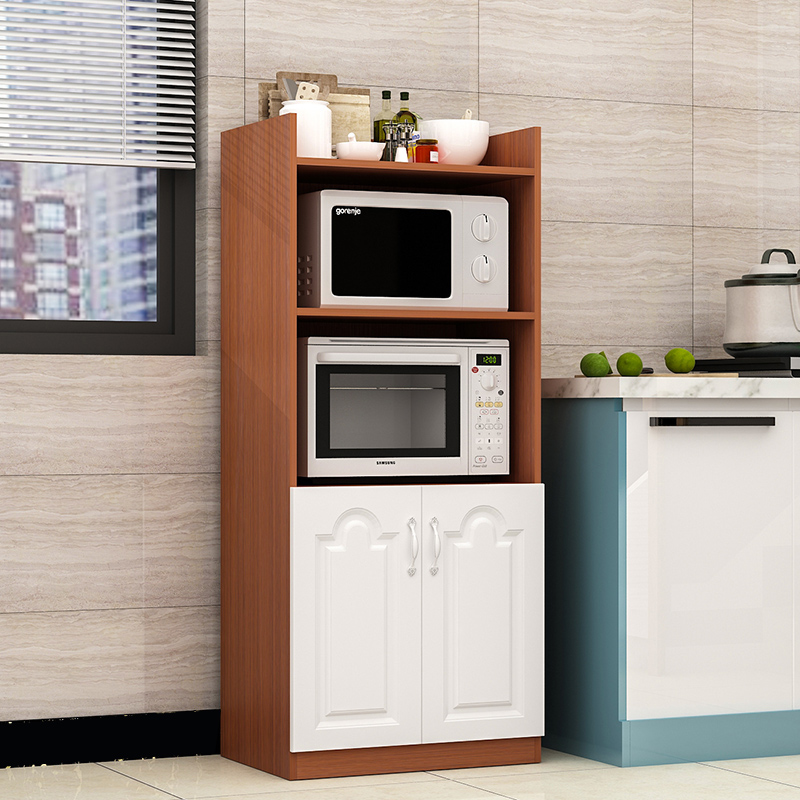 microwave oven cabinet modern