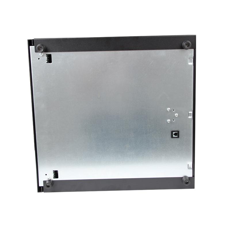 收银机钱箱5格3档收银箱超市收银盒子可独立用收款机钱箱钱柜带锁