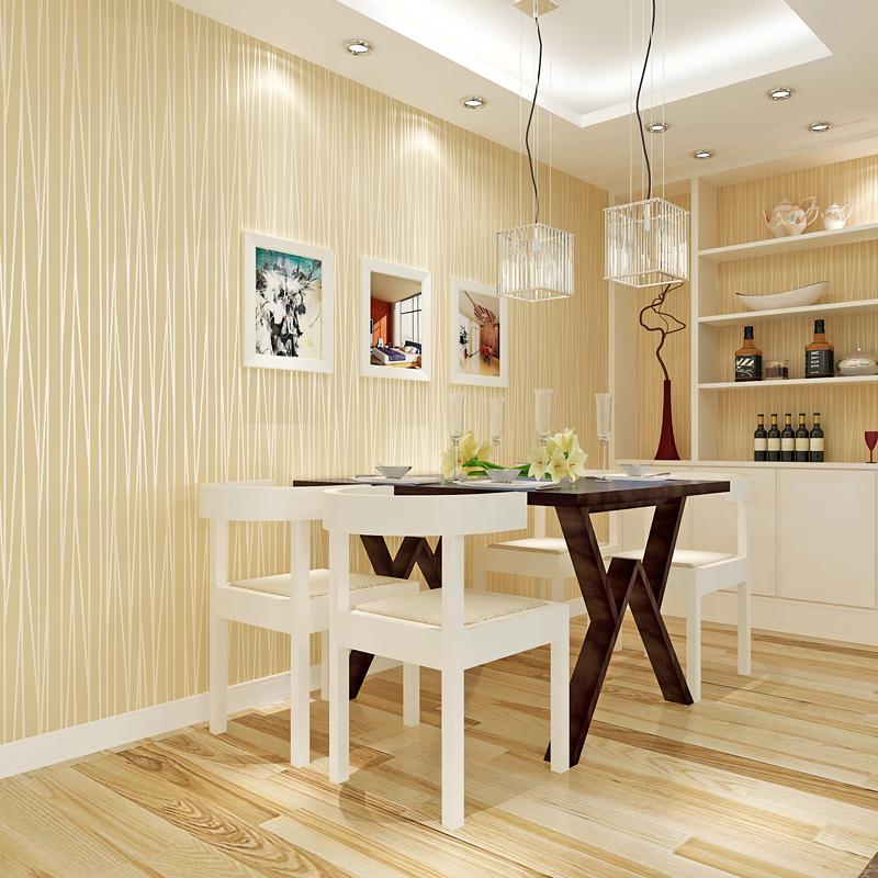 无纺布墙纸  纯色立体3D素色温馨简约现代卧室客厅背景墙宿舍壁纸