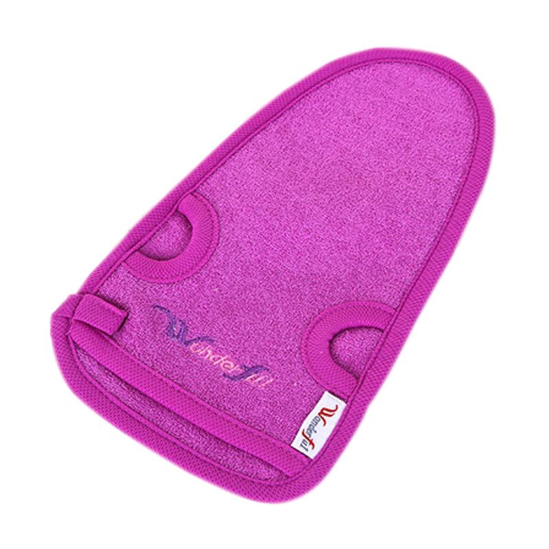 韩国长条搓澡巾拉背条儿童洗澡巾手套强力搓泥免搓背神器沐浴刷