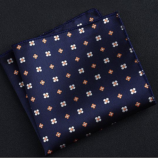 包邮男士质感提花方巾正装结婚新郎口袋巾伴郎韩版英伦礼盒装