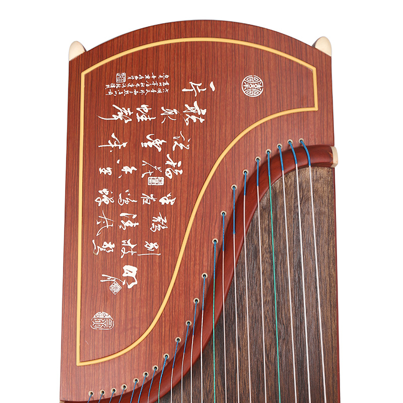 醉清风初学者教学专业演奏入门古筝琴泡桐考级乐器 8901T 秦汉古筝
