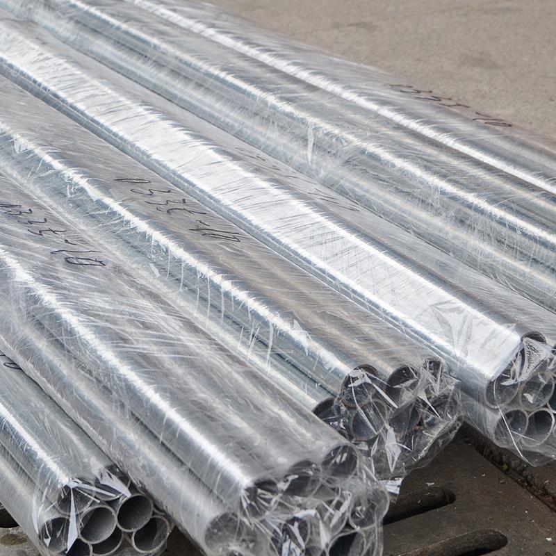 陶莲KBG/JDG 镀锌金属线管走线管电线管扣压式穿线管 20*1.0