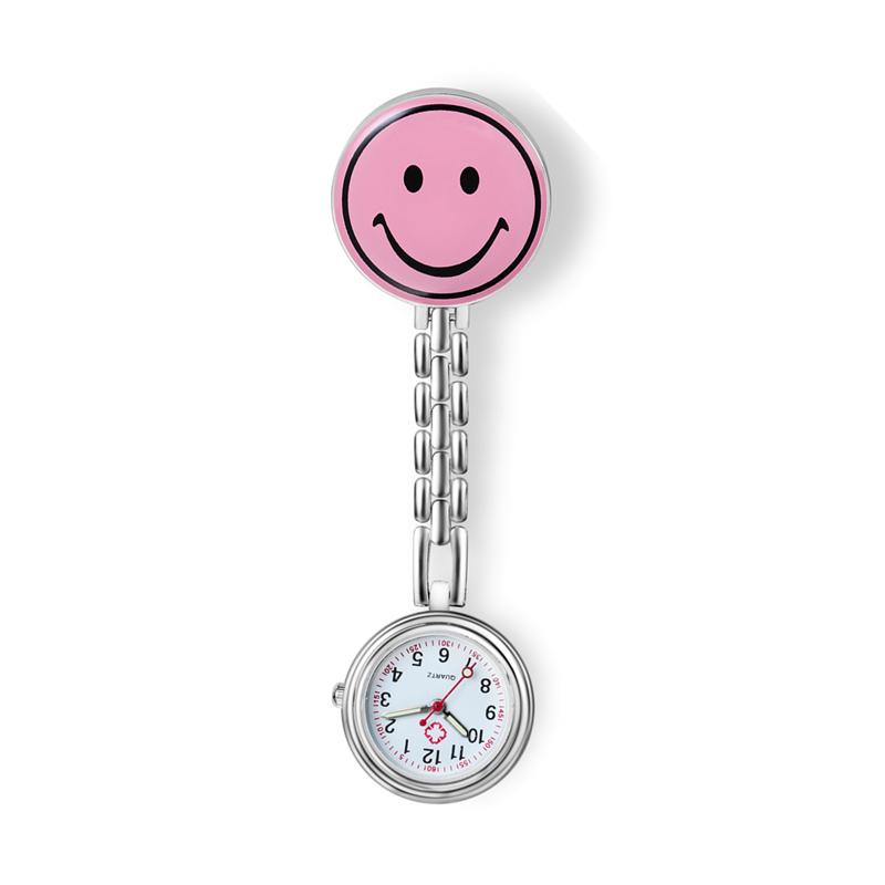 KT 猫护士表可爱笑脸猫怀表学生男女手表医用挂表包邮 热销新款
