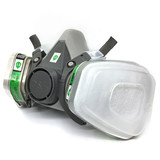 Gas mask 6200 dustproof poison paint industrial dust chemical gas breathable breathing protective mask