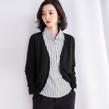 Early summer short knit cardigan female 2020 new shawl cardigan cardigan female air conditioning shirt sunscreen shirt female