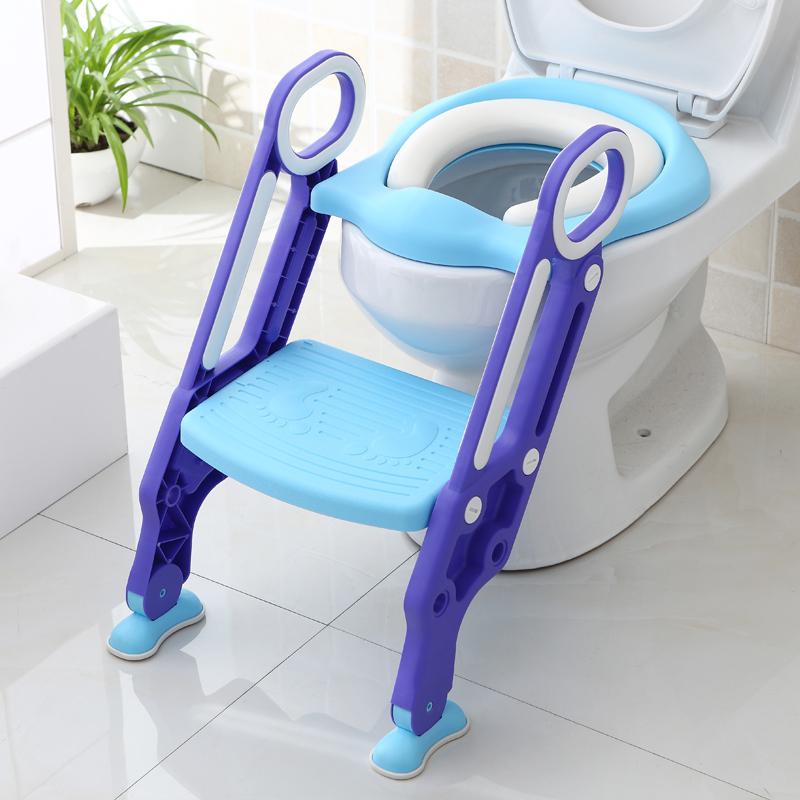 儿童坐便器马桶梯女宝宝小孩男坐垫圈女孩便盆盖楼梯式厕所马桶架