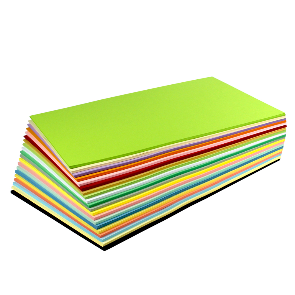 元浩彩色卡纸A3 230g封面纸 厚硬卡纸手工卡片纸名片纸 20张/包