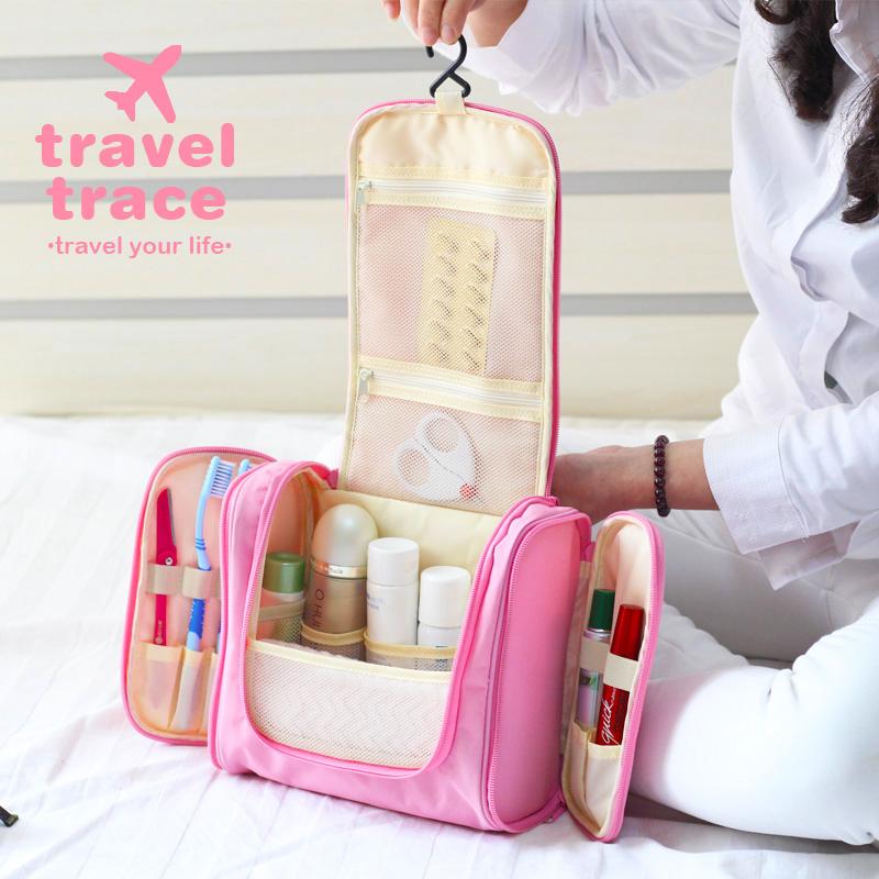 洗漱包旅行洗漱袋男女防水大容量盥洗包出差旅行收納袋便攜化妝包